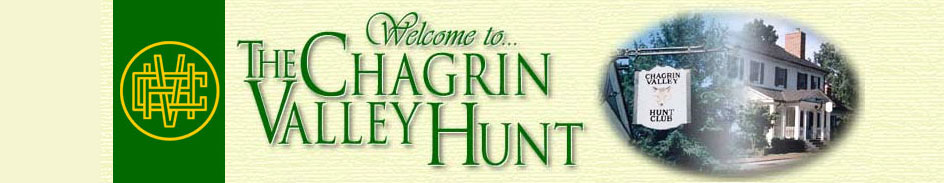 Chagrin Valley Hunt